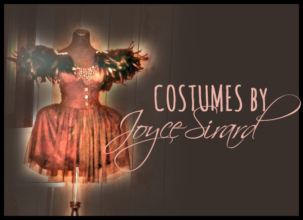 COSTUMES by Joyce Sirard